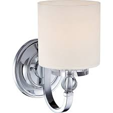 Quoizel Downtown Wall Sconce Quoizel Dw8701c Downtown 1 Light Wall Sconce Polished Chrome