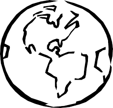 free vector graphic globe world planet earth sketch free
