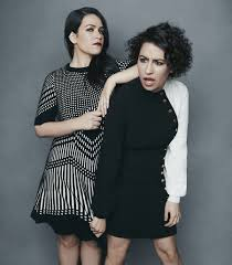 broad city halloween broad city sits down with us to talk about working 24 7 hillary