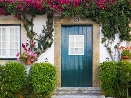 popular colors to paint an entry door diy