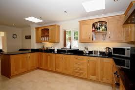 light oak shaker kitchen cabinets oak shaker kitchen st davids s kitchens