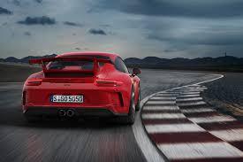 porsche gt3 price 2018 porsche 911 gt3 drive review automobile magazine
