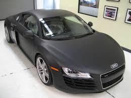 Audi Q7 Matte Black - audi r8 cars audi r8 black