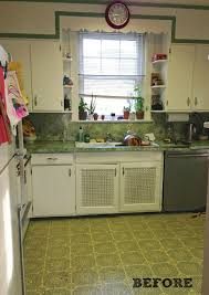 renovate old kitchen cabinets restoring old metal kitchen cabinets the perfect cool old