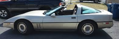 87 corvette for sale 87 corvette for sale corvetteforum chevrolet corvette forum
