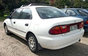 sedan mazda 1996 mazda 323 ba sedan photos specs and news allcarmodels net