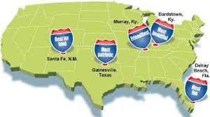 best small towns in america usa today names kentucky towns some of the five best small towns