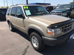 ford explorer 99 1999 ford explorer 4dr xlt 4wd suv in sioux city ia iowa auto