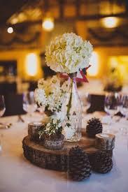 dã coration de table de mariage idées pour un mariage à noel couleur mariage