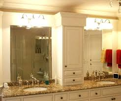 lighted medicine cabinet mirror lighted medicine cabinet mirror large size of installing recessed
