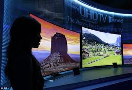 best black friday deals for curved tv curved tv screens can ruin viewing if you sit in the wrong spot