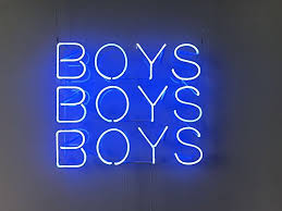 Bedroom Neon Lights Boys Boys Boys Real Glass Neon Sign For Bedroom Garage