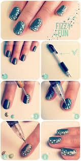 summer matte pat down easy nail art art tutorials and tutorials