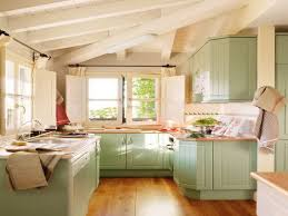 ideas on painting kitchen cabinets painted kitchen cabinets ideas to create a caribbean decor rooms