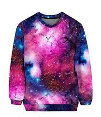 galaxy sweater pink galaxy sweatshirt
