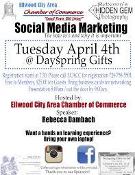 social media marketing event u2013 ellwood city pa news