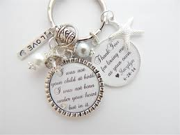 step mother gift step mom charm necklace personalized wedding