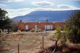 New Mexico State House Santa Fe New Mexico Winter Spring Travel Guide Tips Vogue