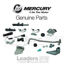 mercury new oem outboard remote control conversion installation