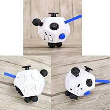 coopei fidget toys cube for fidgeters stress relief anxiety