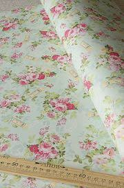 shabby chic wrapping paper just my my duvet theme shabby