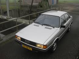 2 Door Garage by 1982 Audi 80 1 6 2 Door