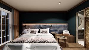 les chambres du glacier chambre vue eiger boutique hotel restaurant glacier