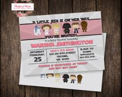 wars baby shower decorations wars baby shower invitation wars invitation