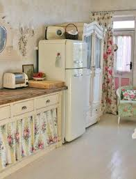 Vintage Style Kitchen Curtains by 50 Smart And Retro Style Kitchen Ideas For That Different Look