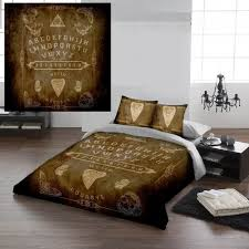 Us King Size Duvet Dimensions Gothic Duvet Covers And Gothic Bedding