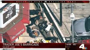 Arkansas Travel Traders images Shooting suspect in standoff at los angeles trader joe 39 s 1 woman jpg