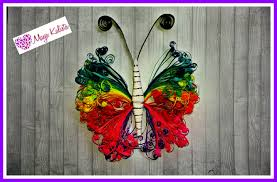 how to diy paper quilling designs paper butterfly