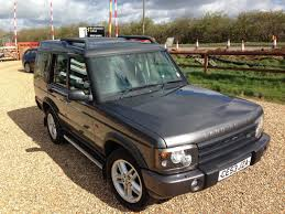 used land rover discovery for sale used land rover discovery 2 5 td5 xs 7 seat 5dr for sale in witney