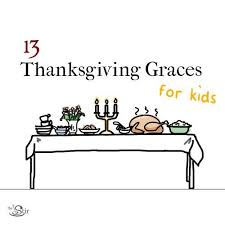 13 thanksgiving graces for cafemom