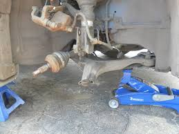 ball joint diy v 2 no air hammer necessary honda civic forum