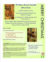 christmas party program template wedding program templates from