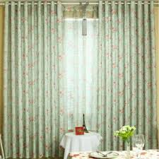 Vintage Floral Curtains Vintage Floral Curtains Blue Pink Yellow Black Green