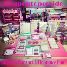 target dollar spot clearance haul 30 items and more