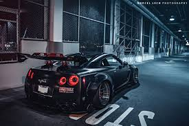 nissan gtr liberty walk blue black liberty walk gt r rear side angle image gallery liberty