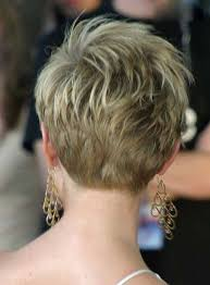 backside of short haircuts pics 576 best pixie hairstyles short images on pinterest hair cut