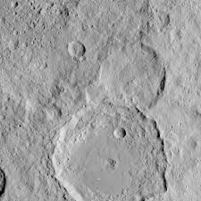 Fractured Earth Concrete Stamp by Nasa U0027s Dawn Probe To Asteroids Vesta Ceres Collectspace Messages