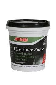 amazon com rutland 62 fireplace dry mix patch home u0026 kitchen