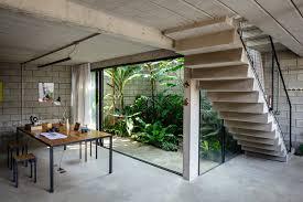 exterior like interiors cozy urban home in sao paolo