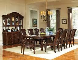 von furniture antoinette formal dining room set with large