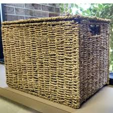 file storage basket file folder storage baskets wayfair wicker
