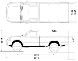 Ford Ranger Truck Bed Dimensions - double cab long beds archive expedition portal size of toyota