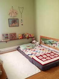 print of nice toddler floor beds bedroom design inspirations