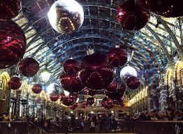 london christmas lights the festive season u0027christmas has arrived
