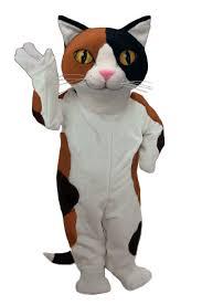 cat costume buy calico cat mascot costume costume shop