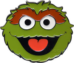 oscar grouch face template u0027s 2nd birthday party